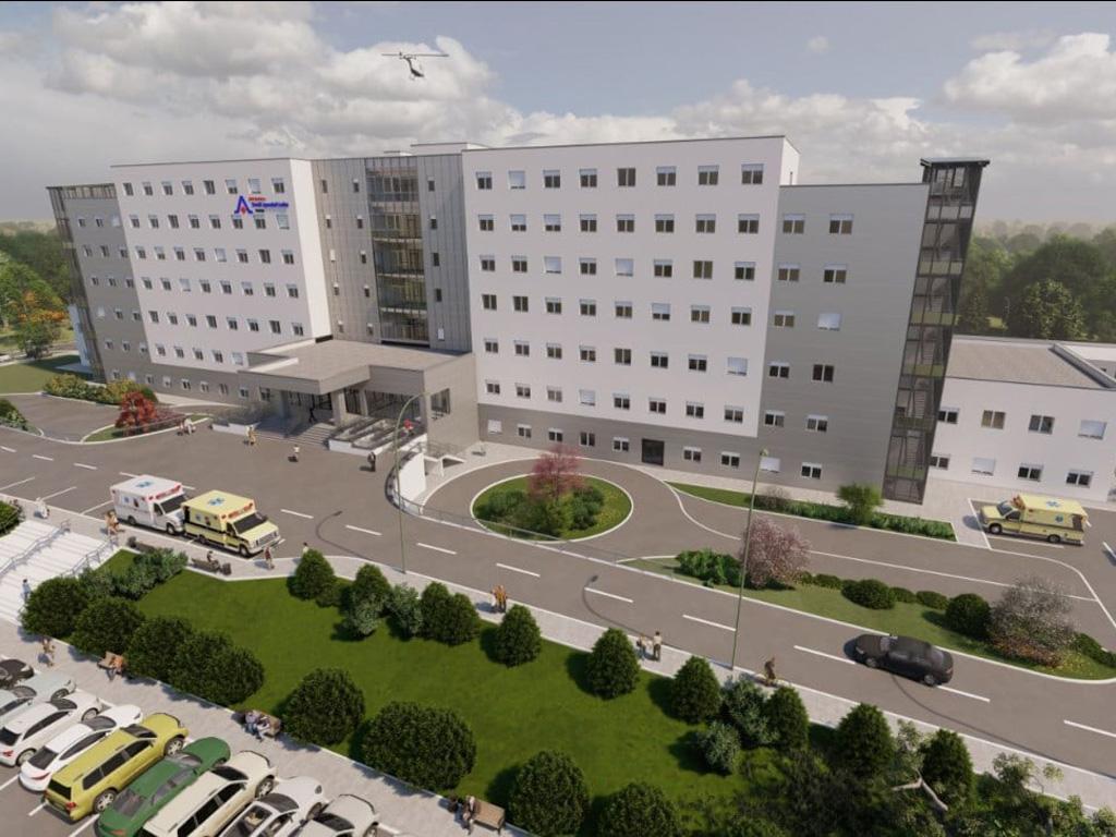 Počela izgradnja nove bolnice u Doboju - Radove vrijedne više od 100 mil KM izvodi lokalni Građ-promet