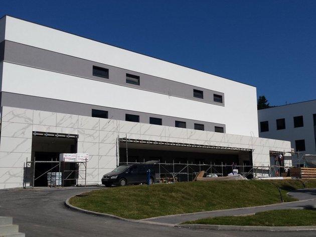 Radovi na novoj bolnici u Istočnom Sarajevu u završnoj fazi
