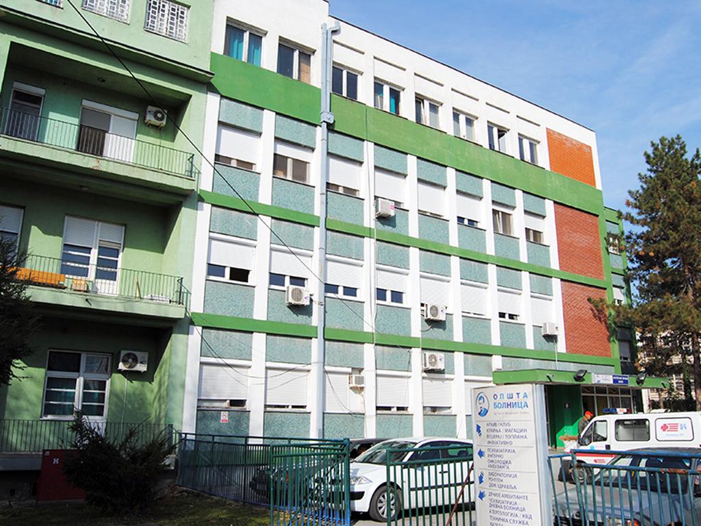 U planu rekonstrukcija svih objekata Opšte bolnice Šabac - Fokus na energetskoj efikasnosti