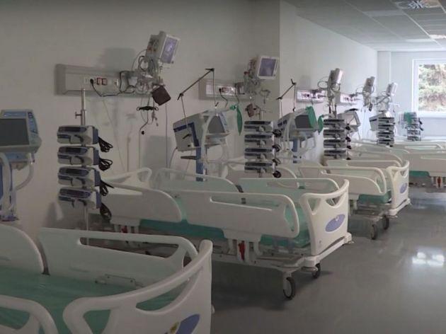 Kovid bolnica u Batajnici