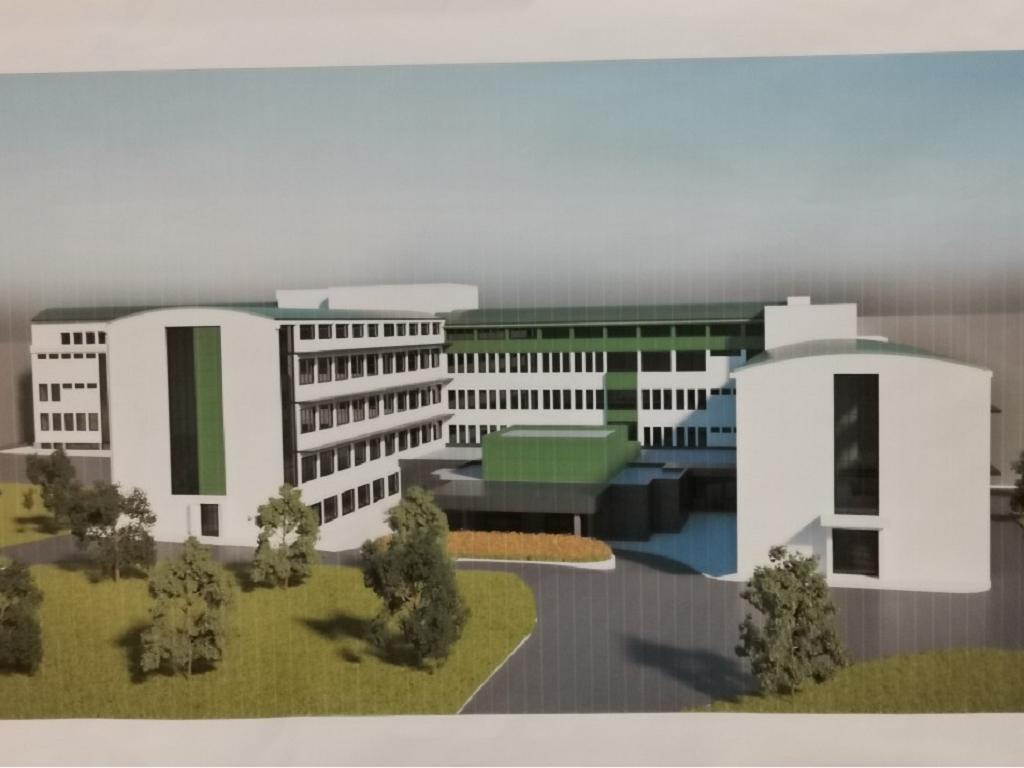 Odabrani izvođači za rekonstrukciju vranjske bolnice - Posao vredan 11,8 mil EUR, radovi kreću za desetak dana