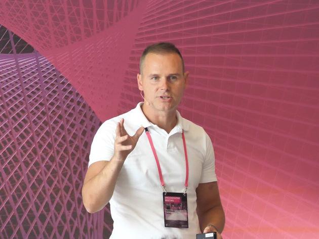 Borislav Tadić, potpredsednik Deutsche Telekoma - Budućnost, šanse i lepi trenuci se ne čekaju
