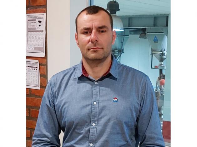Borivoje Petrović, menadžer održavanja kompanije Strauss Adriatic