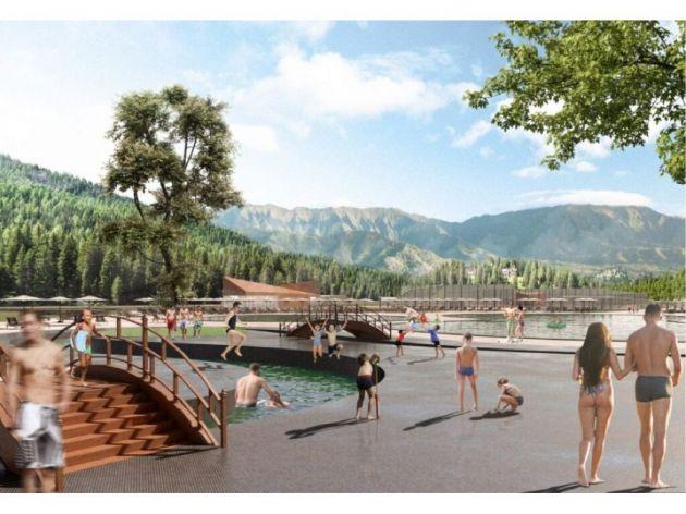 Za uređenje kompleksa na Borovičkom jezeru potrebno 12 mil EUR - Gradiće se bazeni, parkovi, ribarske staze, sportski tereni, hotel, ugostiteljski objekti... (FOTO)