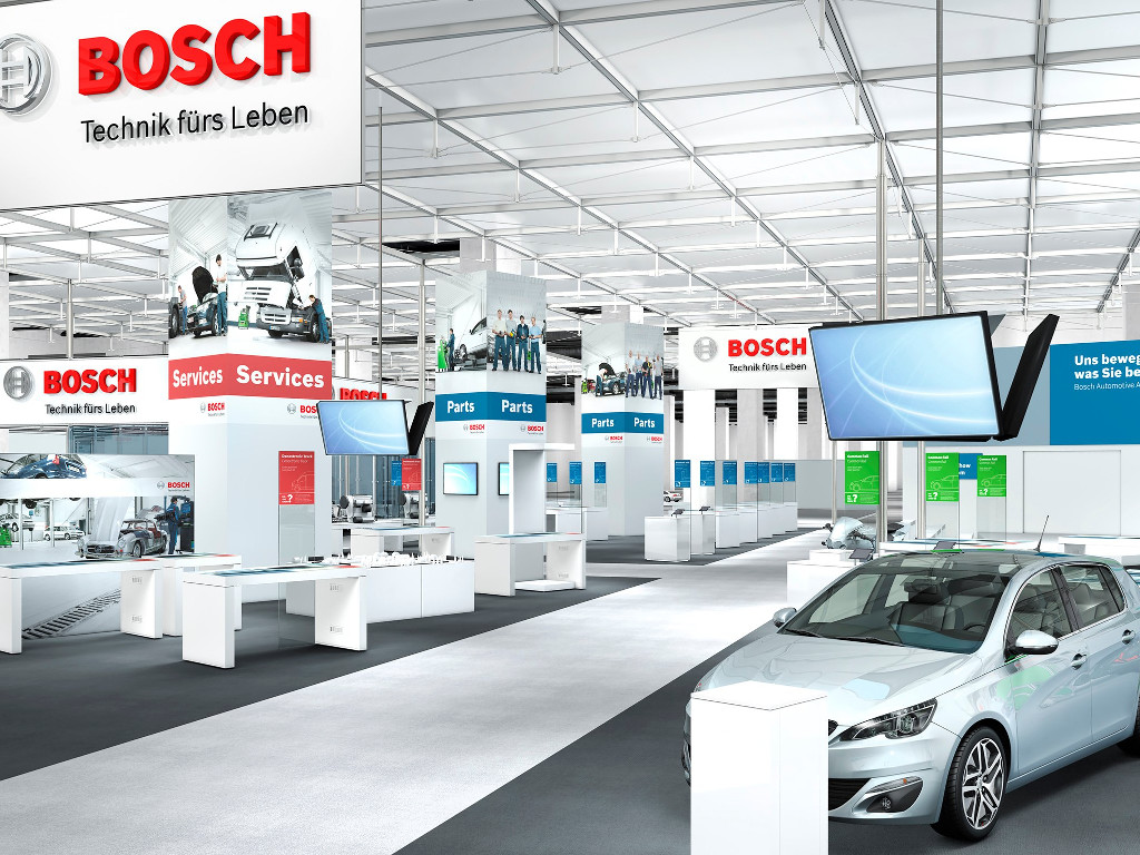 """Servisi automobila kompanije """"Bosch"""" nagrađeni njemačkom nagradom za pravednost"""