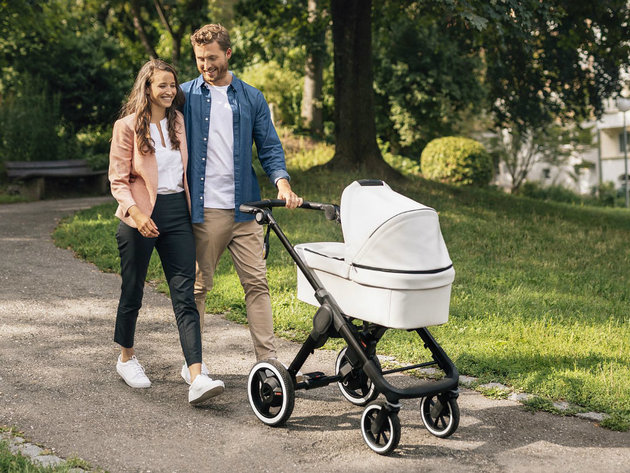 Bosch spaja pametni električni pogon i kolica za bebe