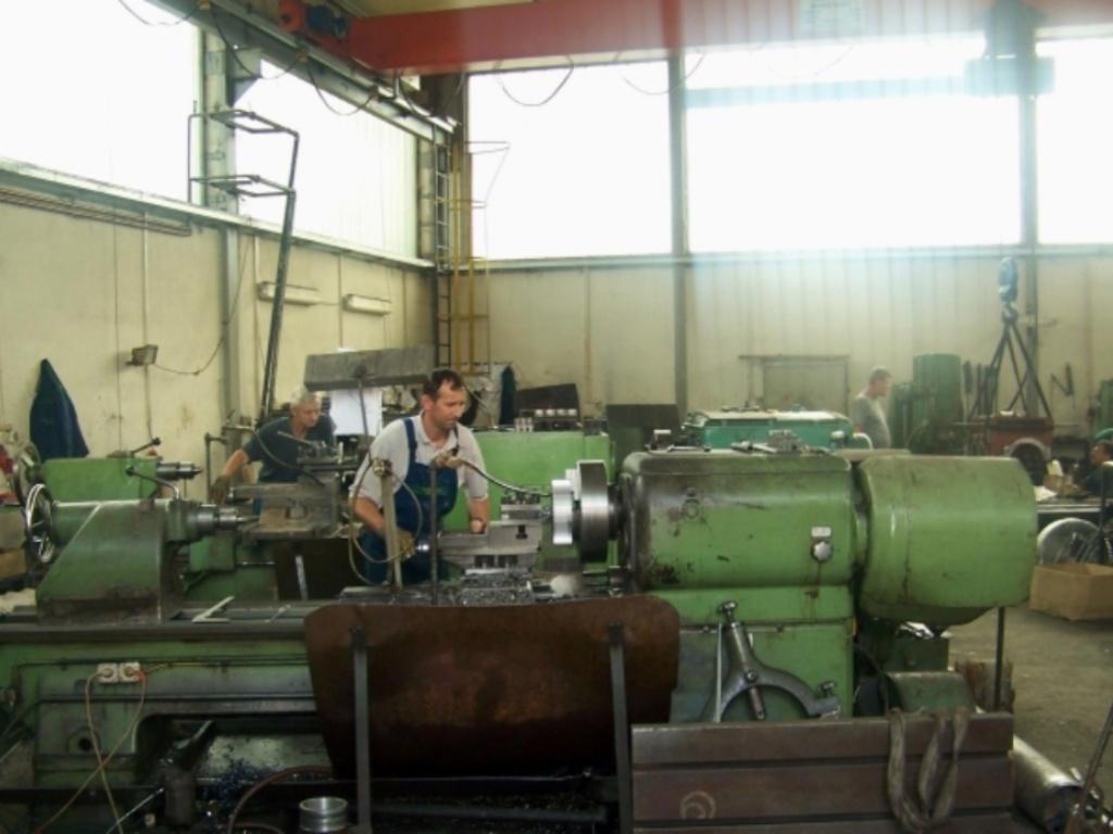 Bosna-Niless iz Lukavca nastavlja uspješnu tradiciju remonta mašina i uređaja - Pandemija odložila planiranu gradnju nove proizvodne hale