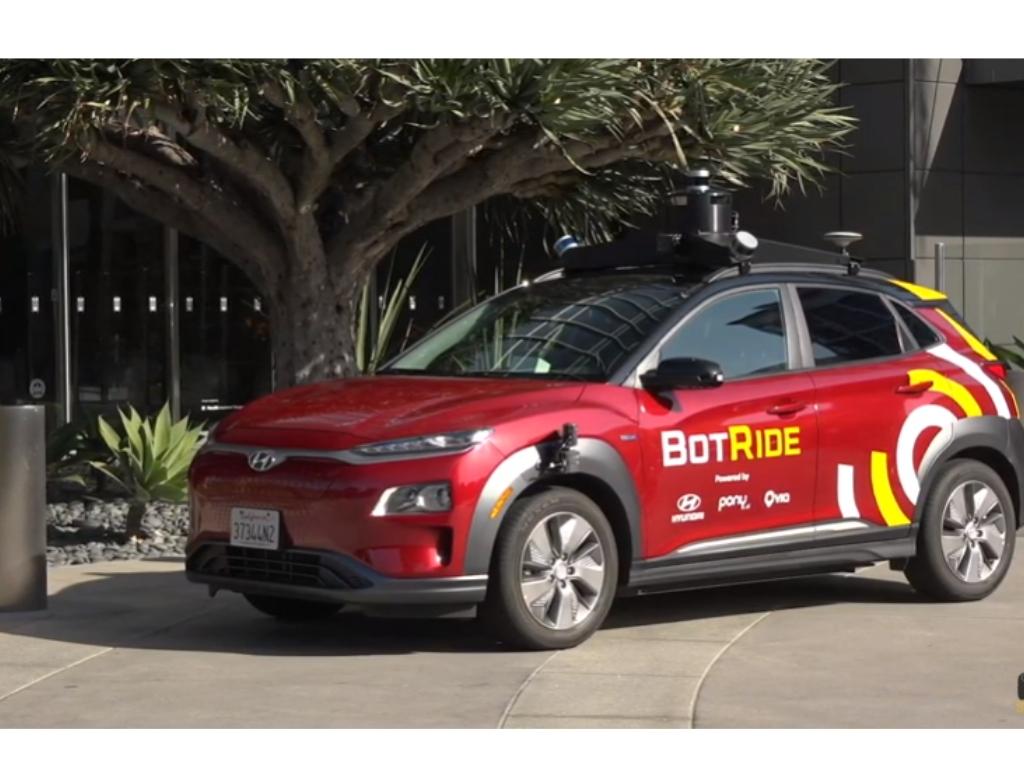 Hyundai pokreće robotaksi službu u Kaliforniji