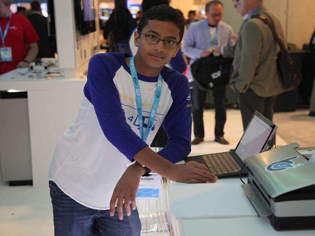 """Ideja malog genijalca je toliko impresivna da """"Intel"""" u nju ulaže bogatstvo"""