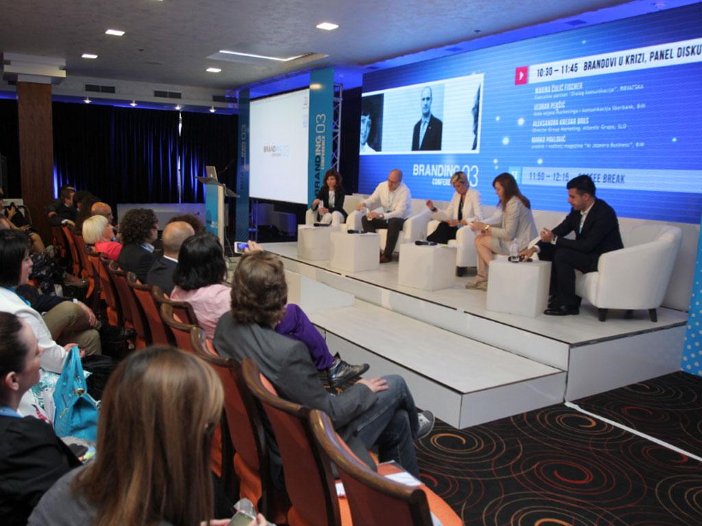 """""""Branding konferencija"""" 3. juna u Sarajevu"""