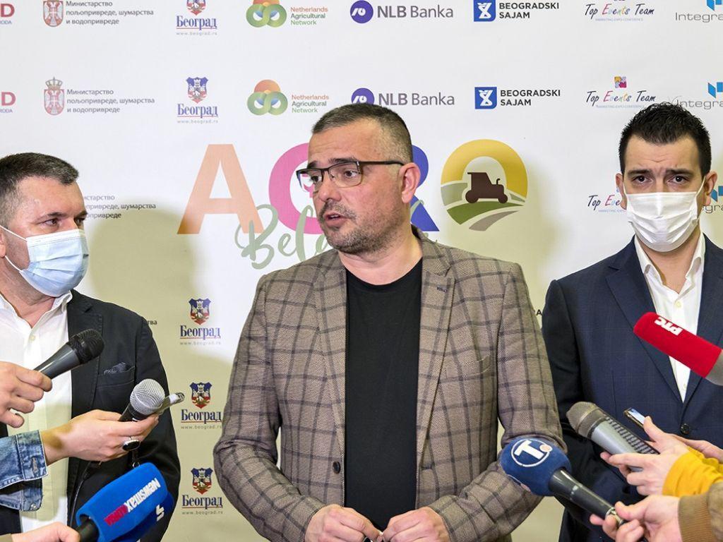 Konferencija Agro Belgrade 2021: U narednih 10 dana četiri konkursa za poljoprivredne podsticaje