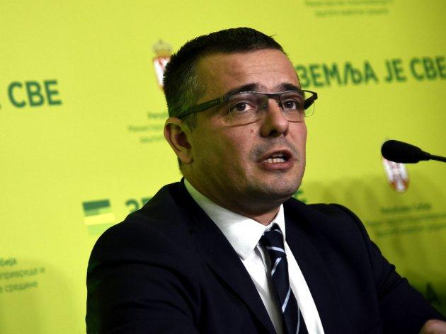 Ministar zdravlja Branislav Nedimović
