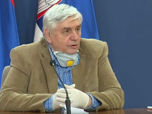 Branislav Tiodorović, savetnik Instituta za javno zdravlje Niš - biografija