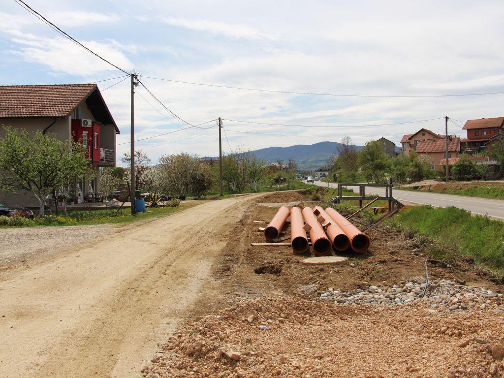 Završetak kanalizacije u Branjevu do kraja godine - Slijedi izgradnja prečistača otpadnih voda vrijednog oko 3 mil KM