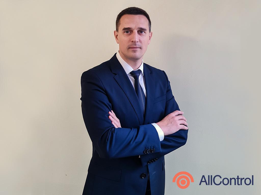 Branko Angebrant, direktor AllControl: Investicija u bezbednost je investicija u prevenciju