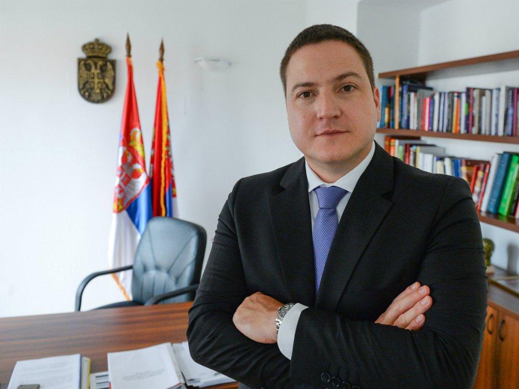 Branko Ružić, ministar državne uprave - Ostvarili smo petinu predviđenih rezultata Strategije reforme javne uprave