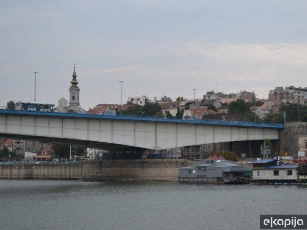 Brücke Brankov most