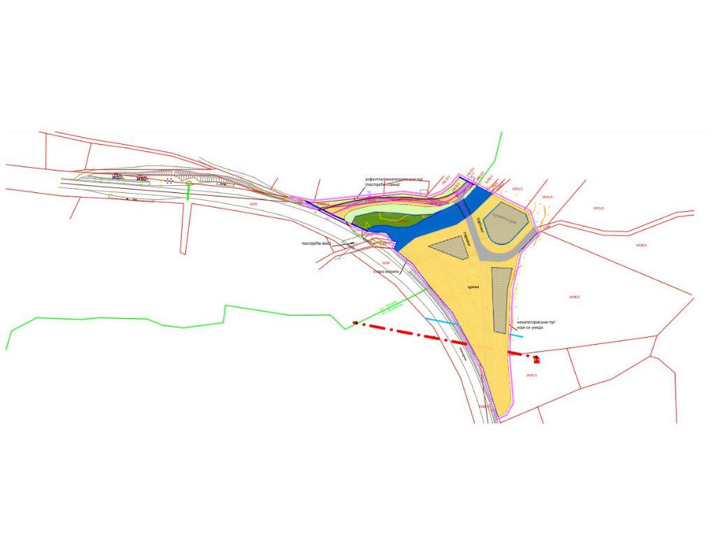 U Gornjem Milanovcu u planu izgradnja crkve Brezovica
