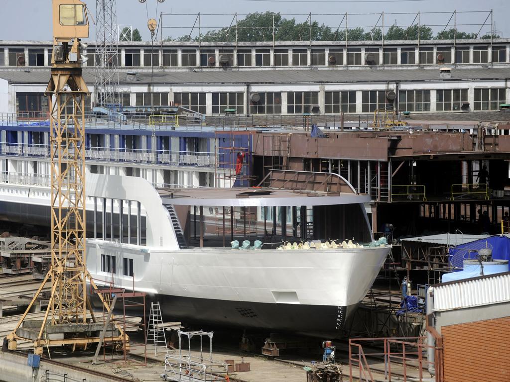 Grčka prodaje najveće brodogradilište u zemlji