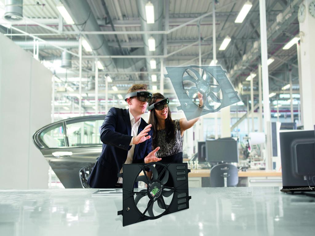 Oblikovanje mobilnosti budućnosti - Poslovi sa perspektivom u Brose-u