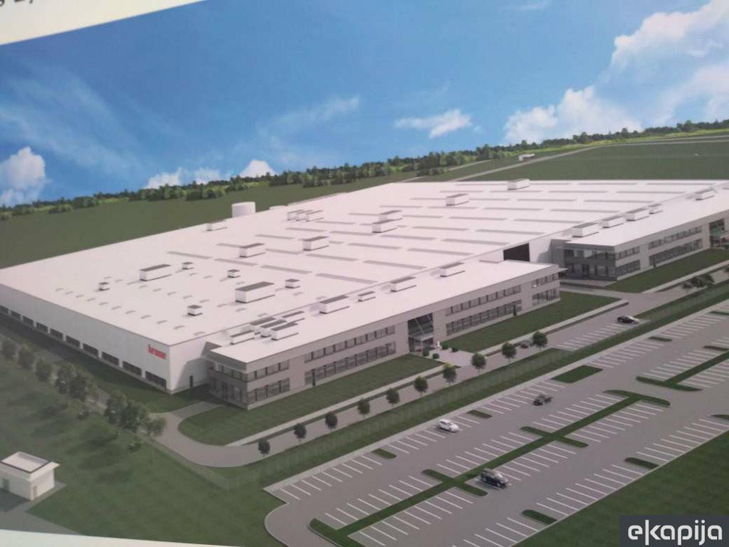 Sve spremno za početak proizvodnje u fabrici Brose u Pančevu - U oktobru posao za prvih 400 od 1.200 radnika