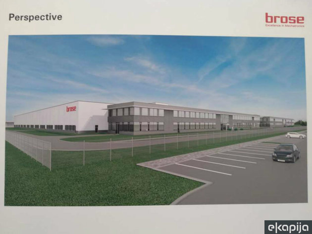 Future look of the factory
