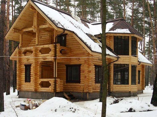 Sanjate da vam medved bude prvi komšija? - Sve o gradnji brvnare, od A(sfalta) do Š(ume) (FOTO)