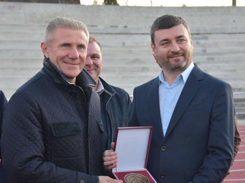 Sergej Bubka i Ninoslav Erić