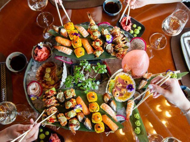 Dani sušija u restoranu Buddha-Bar Beograd od 14 do 27. juna