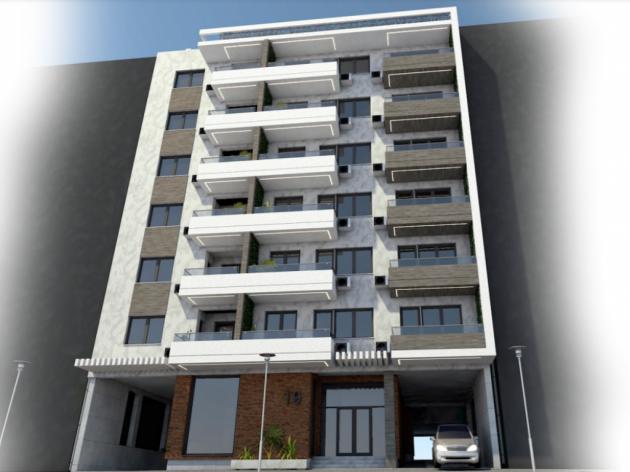 Stambena zadruga Napredak u Kragujevcu gradi dve stambeno-poslovne lamele vrednosti 2,2 mil EUR, sa različitim vrstama grejanja