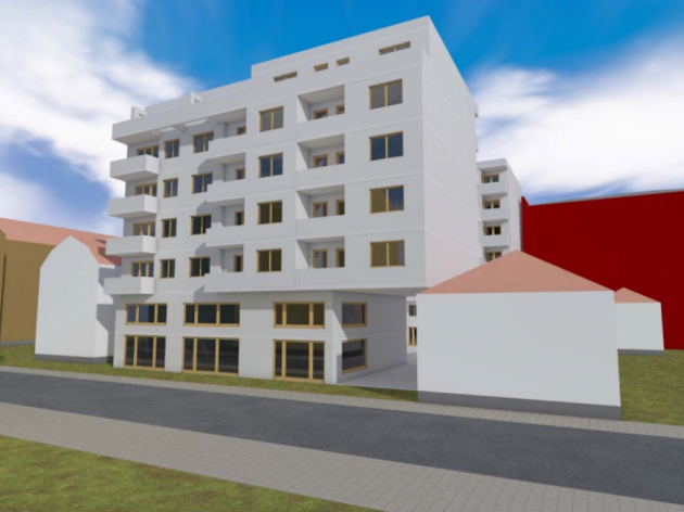 Moderan stambeno-poslovni kompleks na više od 6.000 m2 gradiće se u Kraljevu