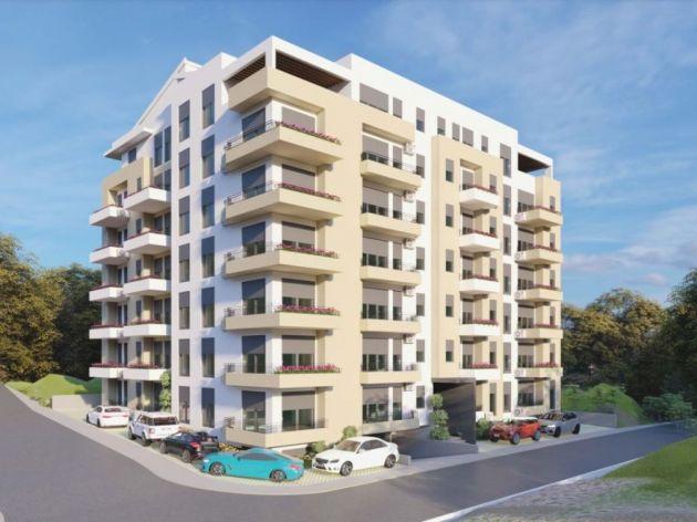 U planu izgradnja još jednog turističko-apartmanskog bloka u Budvi (FOTO)