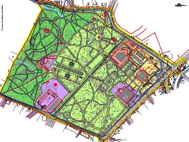 Planirana namena površina