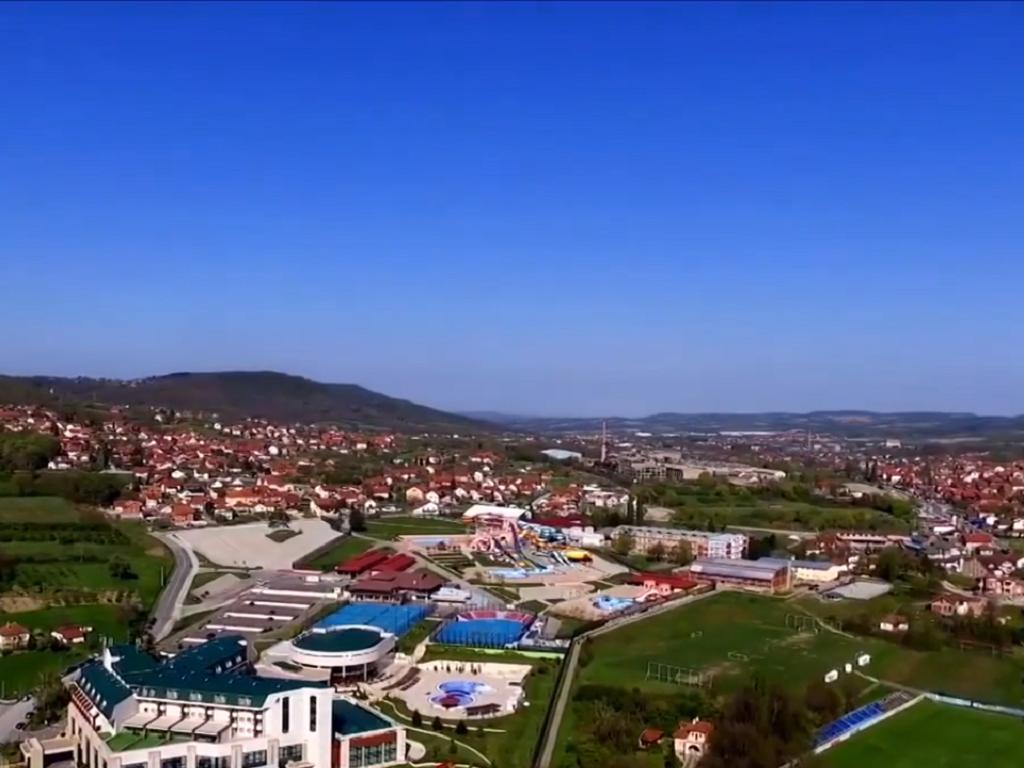 Bukovička Banja dobiće turističke komplekse visoke kategorije - Planirana rekonstrukcija Hotela Šumadija i proširenje Specijalne bolnice