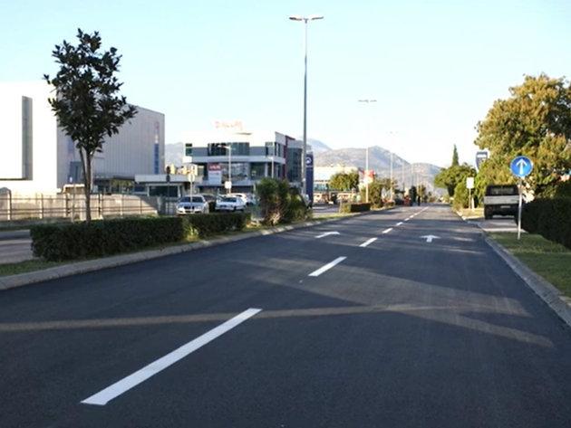 Podgorica će do maja 2022. dobiti još tri nova bulevara - Samo u izgradnju Bulevara Veljka Vlahovića sa šest saobraćajnih traka biće uloženo 4,6 mil EUR