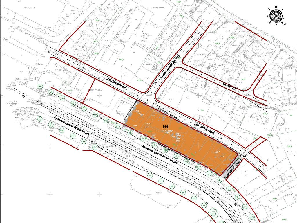 Uz Bulevar kralja Aleksandra na Zvezdari planirano novih 150 stanova