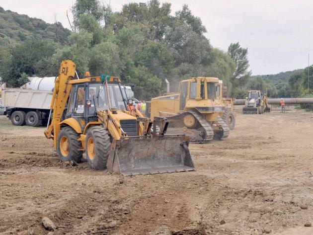 Početak radova na izgradnju Bulevara u Rakovici