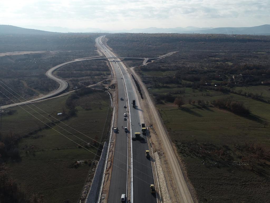 Dionica Buna-Počitelj dobija svoj finalni izgled - Dio autoputa u funkciji tek od 2022. (FOTO)