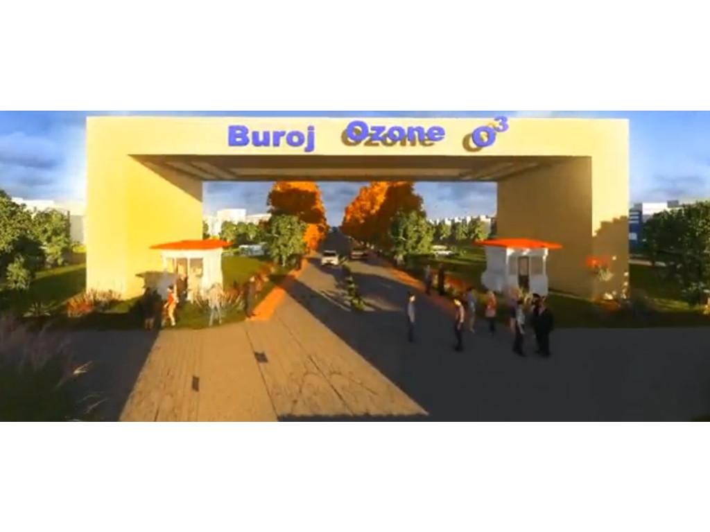 """Luksuz istoka u Trnovu - Pogledajte kako su Arapi zamislili turistički grad """"Buroj Ozone"""" vrijedan 4,5 mlrd KM (FOTO)"""