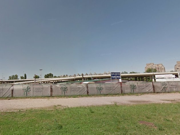 """""""Flohmarkt"""" in Novi Beograd"""