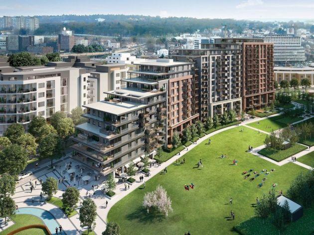 Belgrade Waterfront predstavlja novu zgradu u srcu Park distrikta - BW Scala