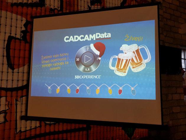 Kompanija CADCAM Data obeležila uspešnu poslovnu godinu