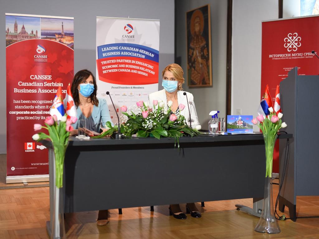 Održana osma generalna skuština organizacije CANSEE u Istorijskom muzeju Srbije