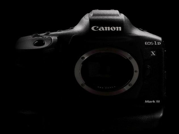 Novi akcioni heroj - Canon Inc. najavljuje razvoj aparata EOS-1D X Mark III