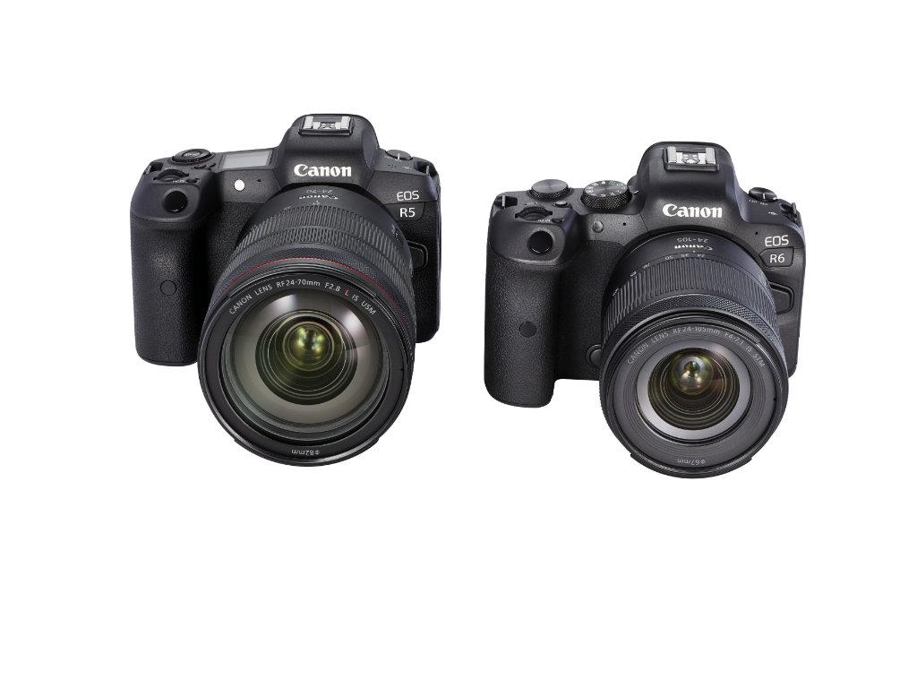 Canon EOS R5 i EOS R6 - Performanse bez premca, beskrajna kreativnost