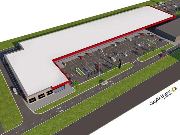 Baubeginn für Capitol Park in Leskovac im Sommer 2018 - Investition im Wert von rund 10 Mio. EUR