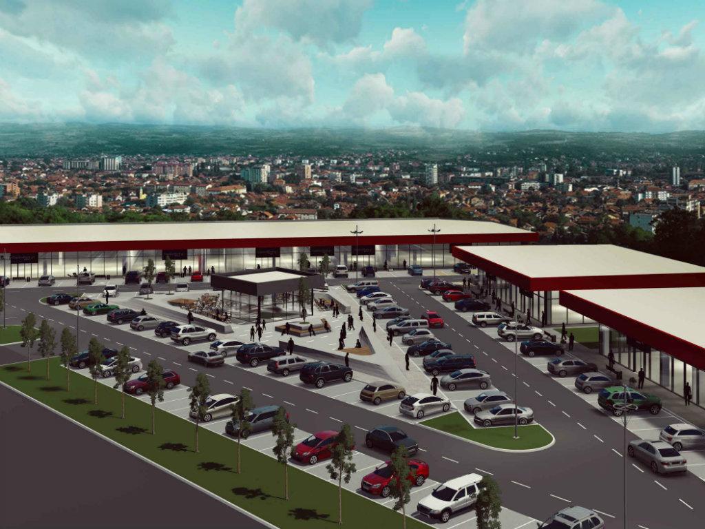 Poseidon Group kündigt Eröffnung von Capitol Park Zajecar im Frühjahr 2019 an - Investition im Wert von 10 Millionen Euro