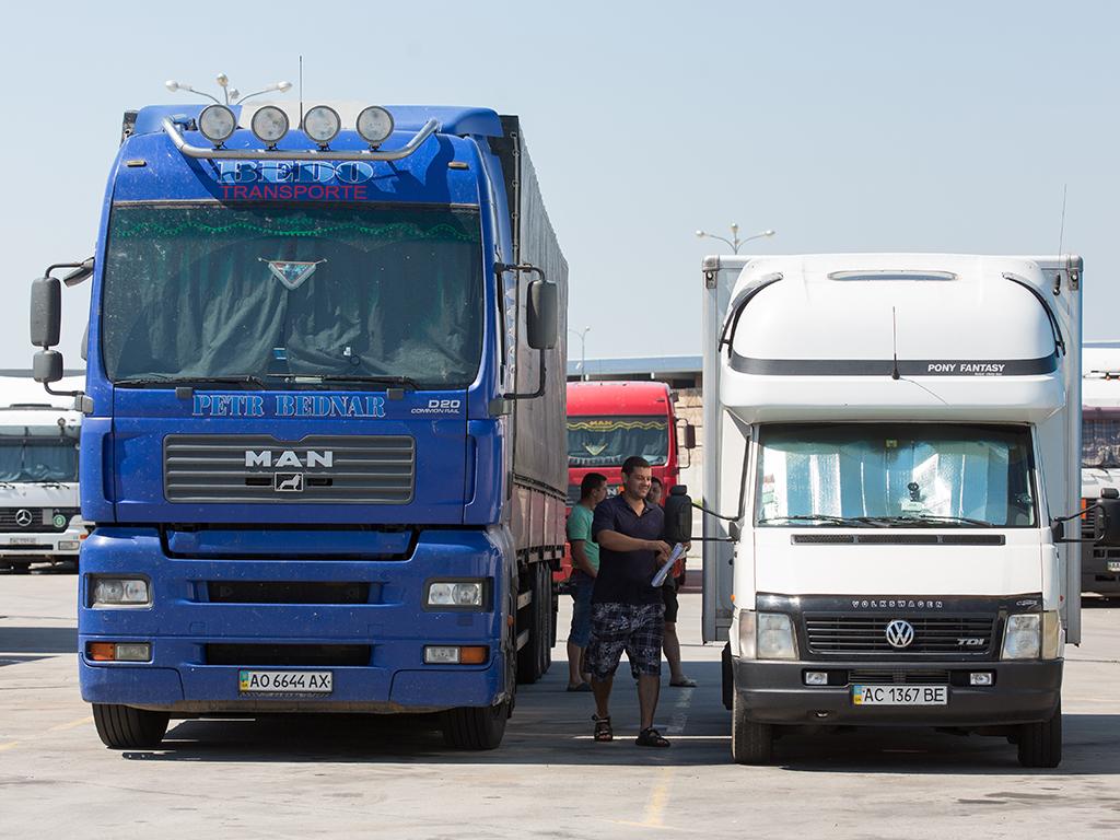 Dnevni izvještaj o stanju na graničnim prelazima širom Evrope kompanije Milšped