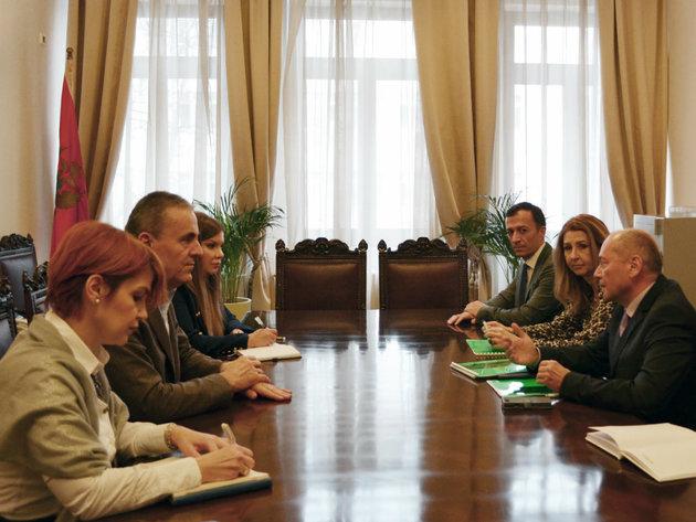 Sa sastanka u Podgorici