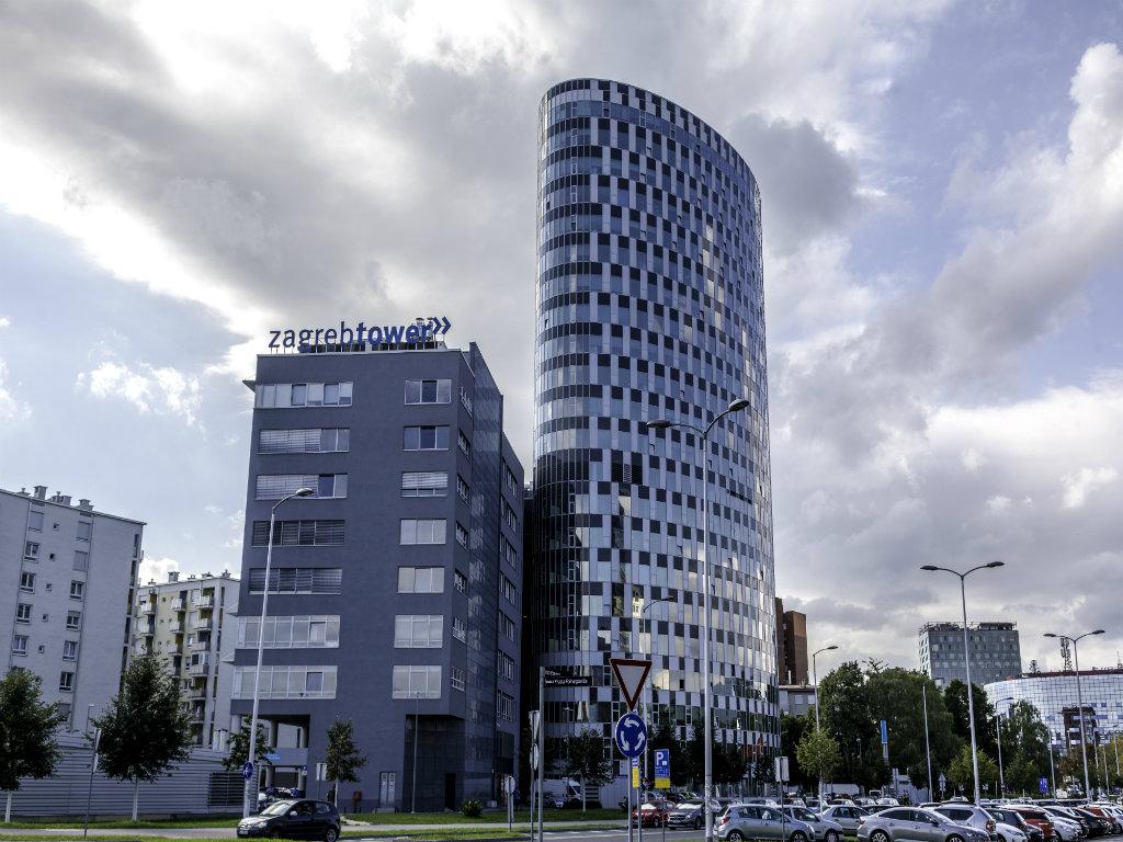 CBRE savetovao pri prodaji jedne od najpoznatijih poslovnih zgrada u Zagrebu - Zagrebtower